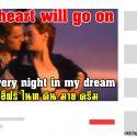 เนื้อเพลง My Heart Will Go On เพลงไททานิค พร้อมคำอ่านไทยเป๊ะเวอร์ ไว้ฝึกร้องแข่งขัน