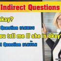 Indirect Question คืออะไร  และ Direct Question ใช้ยังไง  ฉบับจัดเต็ม…